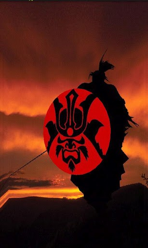 Bushido Samurai Wallpaper Live wallpaper for android