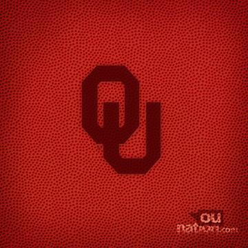 ou logo wallpapers football pigskin wallpaper