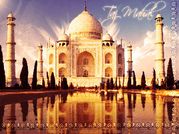 Wallpapers Taj Mahal Wallpapers   Online 7 Wonders Wallpapers