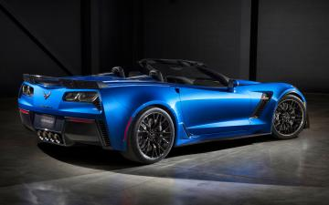Chevrolet Corvette Z06 Convertible 2 Wallpaper HD Car Wallpapers