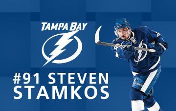 Tampa Bay Lightning Steven Stamkos Wallpaper