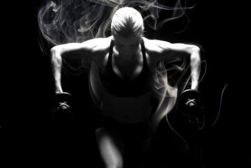 Go Back Images For Crossfit Girls Wallpapers