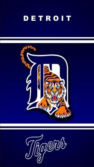 Detroit Tigers Sports iPhone Wallpapers iPhone 5s4s3G