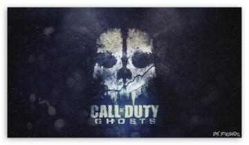 COD GHOSTS SKULL HD desktop wallpaper High Definition Mobile
