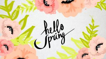 Wallpaper Hello Spring Best HD Wallpapers Hello spring