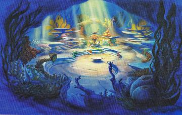Walt Disney Backgrounds The Little Mermaid walt disney characters