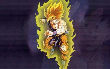 Ball Z Goku Super Saiyan Wallpaper Hd Desktop Wallpapers Gallery