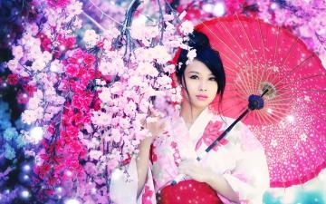 Geisha Wallpaper 39734
