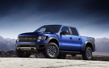 Automobile Trendz Ford Raptor Wallpaper