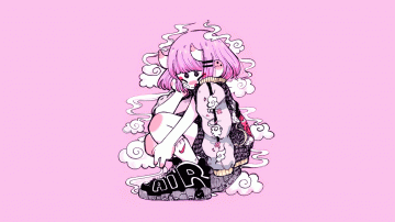 Pink Lo Fi Anime Wallpapers   Top Pink Lo Fi Anime