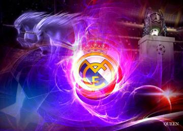 Real Madrid New Logo Cool Wallpapers 12547 Wallpaper Cool