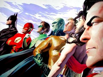 DC Comics All Super Heroes HD Wallpapers Download Wallpapers in