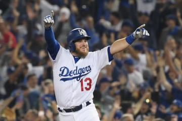 Dodgers win Game 3 on 18th inning homer from Max Muncy   Lets Go