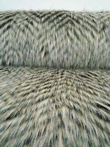 Raccoon faux fur Fabric and Wallpaper Pinterest