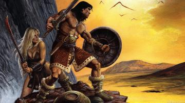 spirit Conan the Barbarian the Romans and the Great Silk Road