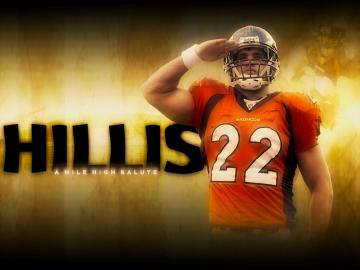 Hillis Cleveland Browns computer desktop wallpapers pictures images