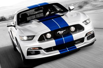 2016 Ford Mustang Shelby GT350 HD Image Wallpaper Image Detail
