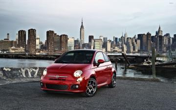 Fiat 500 Wallpaper di 2020