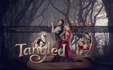 TANGLED wallpaper   Princess Rapunzel from Tangled Wallpaper