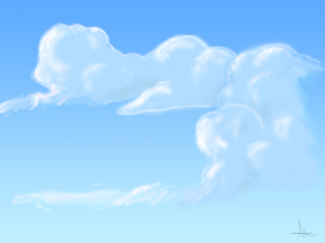 free use cloud background by SaSu DaRkNeSs WiThIn