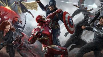 Captain America Civil War Concept Art Wallpaper DESKTOP BACKGROUNDS