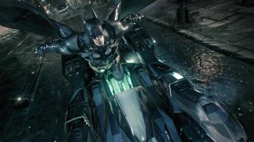new batmobile batman arkham knight game hd 1920x1080 1080p wallpaper
