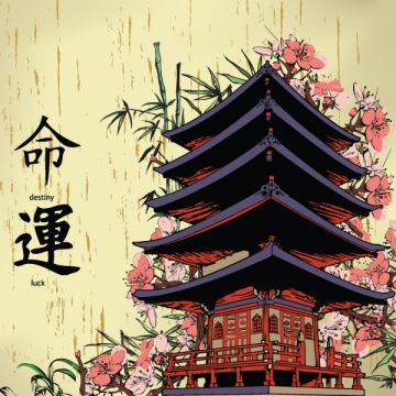 URL httpwwweazywallzcomjapanese temple and kanji wall mural
