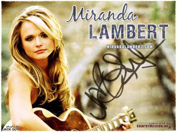 Miranda Lambert Older