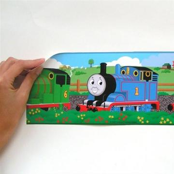 Details about THOMAS the TRAIN WALL BORDER Wallpaper Removable Decor