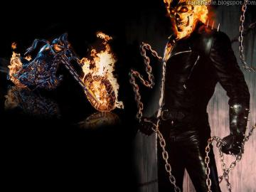 ghost rider movie wallpaper 1 ghost rider movie wallpaper 2 ghost