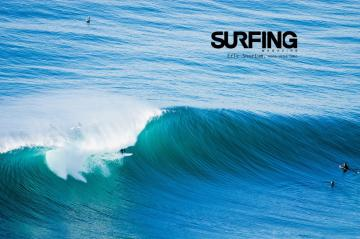 surfing wallpaper SURFBANG