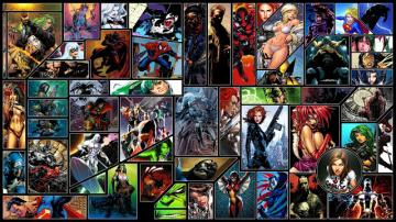 FREE WALLPAPERS   HD WALLPAPERS   DESKTOP WALLPAPERS DC comics Marvel