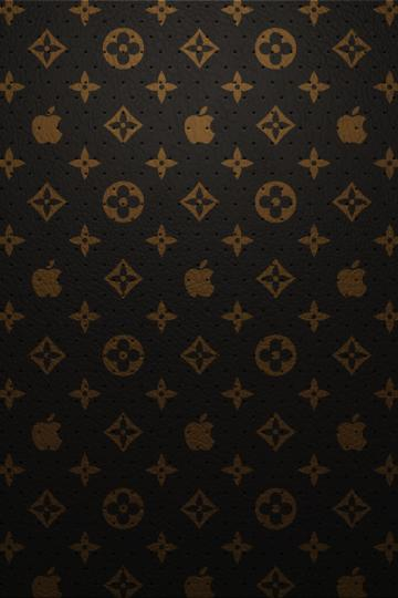Gucci Pattern   iPhone Wallpaper