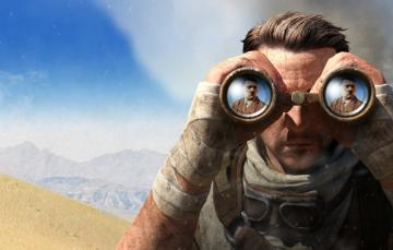 sniper elite sniper carl fairbairn karl fairburne wallpapers photos