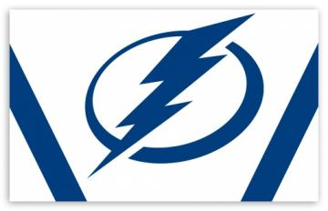 Tampa Bay Lightning HD wallpaper for Standard 43 Fullscreen UXGA XGA