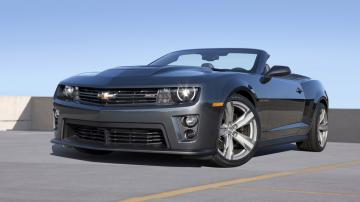 2013 Chevrolet Camaro ZL1 Convertible   Wallpapers Pictures Pics