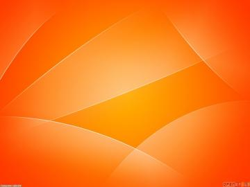 Orange background wallpaper 12889   Open Walls
