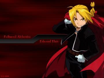Hiromu Arakawa BONES Fullmetal Alchemist Edward Elric Wallpaper