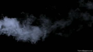 Smoke On Black High Resolution Wallpaper download Smoke On Black