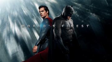 wallpaper superman batman finest world art imwithstoopid13