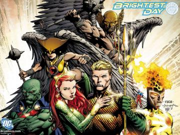 DC Comics Brightest Day