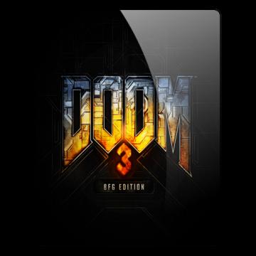 Doom 3 BFG Edition Icon by dylonji