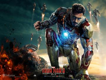 Download 10 bellissimi Wallpapers a tema Iron Man 3 ...