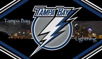 Random Tampa Bay Lightning Background