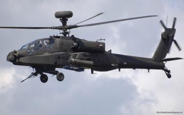 Apache Longbow Helicopter WallpaperDesktop Wallpapers Download