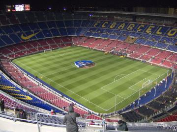 Football players in Brief Football stadiums