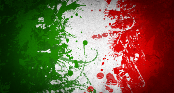 Mexican Flag Wallpaper Designs Flag art italy wallpaper