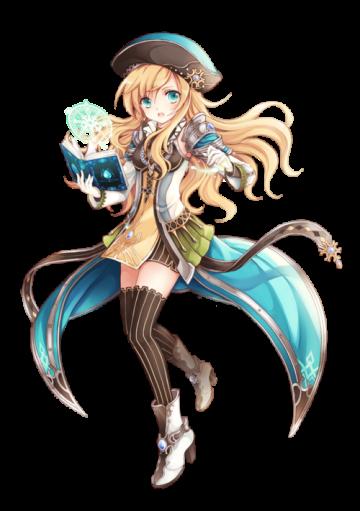 Image   Sorcerer conceptpng   Aura Kingdom Wiki