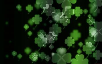 Luck irish four leaf clover Clovers wallpaper 1920x1200 327713