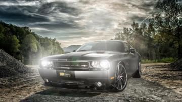 Dodge challenger srt8 car hd wallpaper   HDWallpapersincom HD
